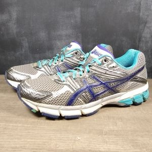 🏃 Asics GT-1000 T2L6N-9747 Womens Running Shoes 9